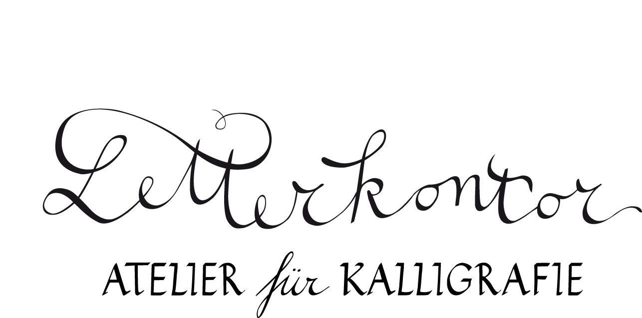 Letterkontor – Atelier für Kalligrafie in Dresden